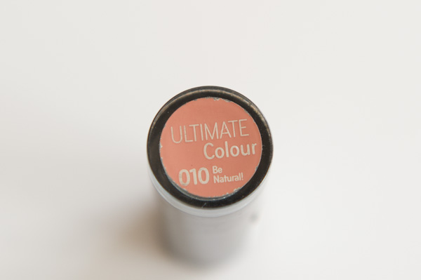 Catrice - Ultimate Colour - Be natural - 010