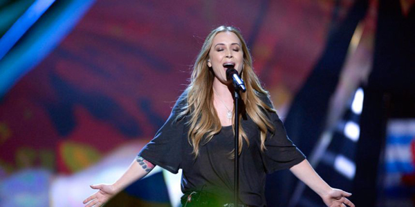 Anouk Songfestifal 2013