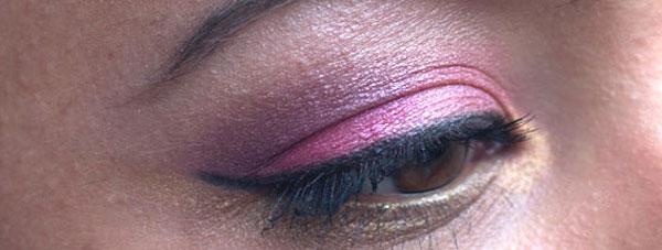 Roze ooglook