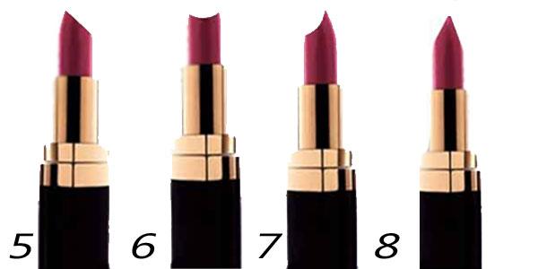 wat zegt jou lipstickvorm over jou?