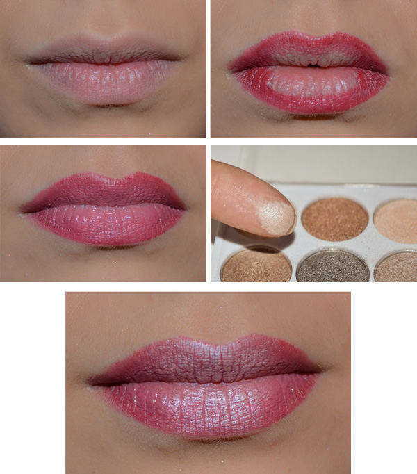 Ombre lips pictorial - tutorial