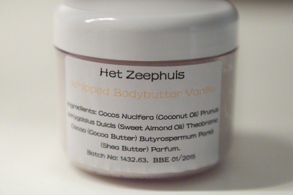 Whipped Body Butter Vanilla