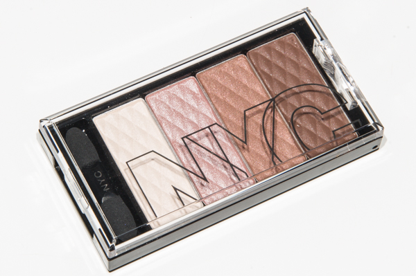 NYC HD Color quattro Eyeshadow