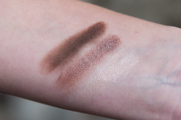 Bourjois Smokey eyes trio