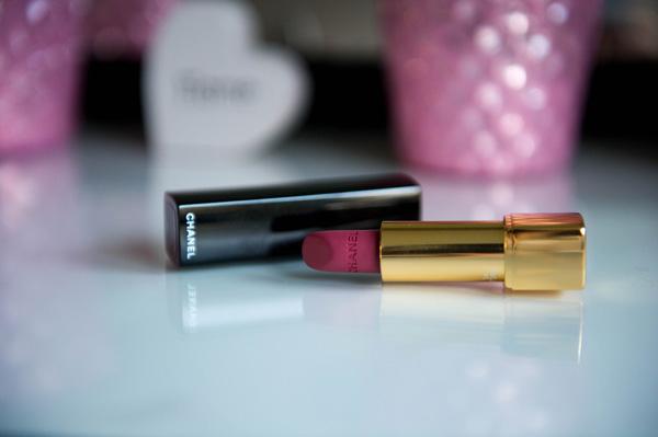 Chanel Lipstick La Raffinee