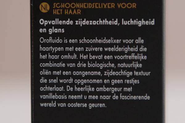Orofluido Haarelixer