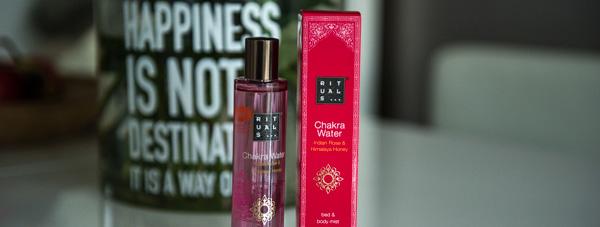 Rituals Ayurveda Chakra Water nieuwe collectie