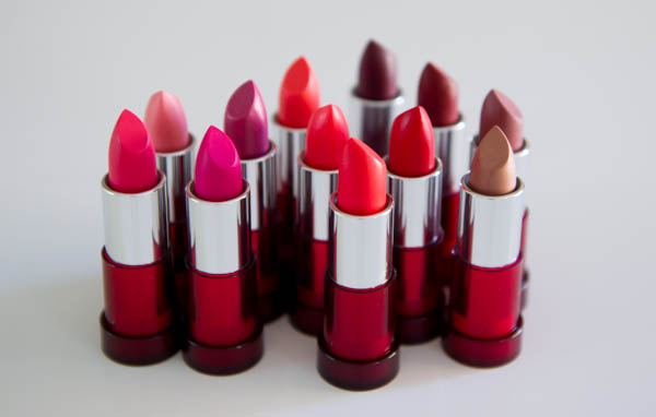 Yves Rocher Cherry Oil Lipsticks