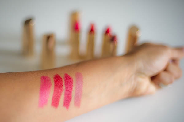 Yves Rocher Lipsticks