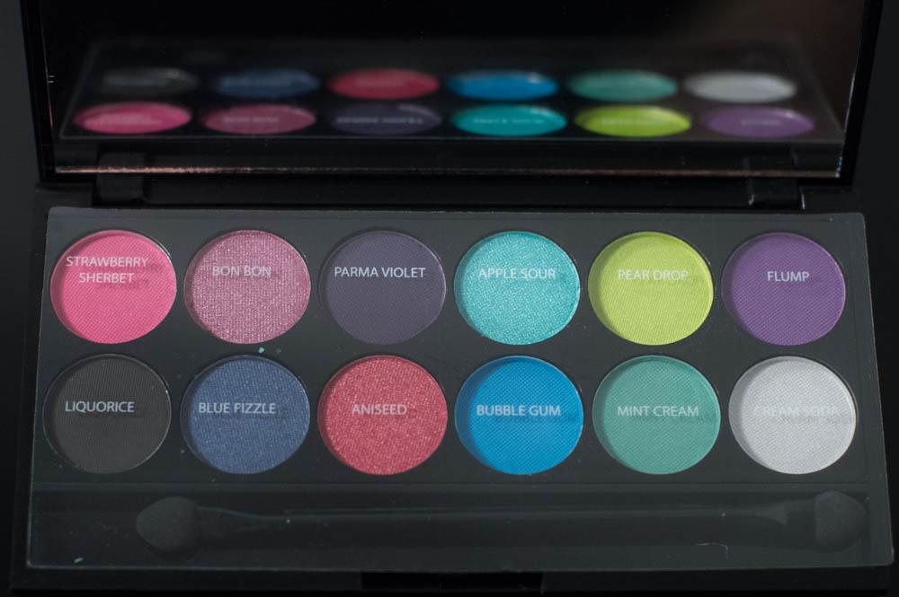 Sleek Candy Palette