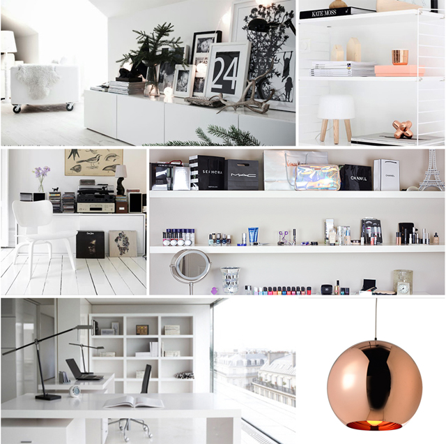 Blogroom office HQ inspiratie blog room nordic design