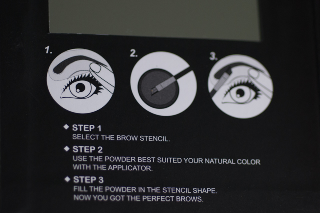 Gerard Brinard Eyebrow kit