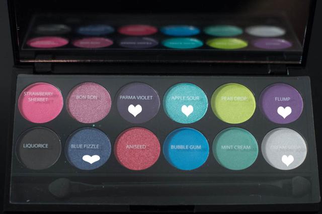 Colorfull Sleek Candy Look