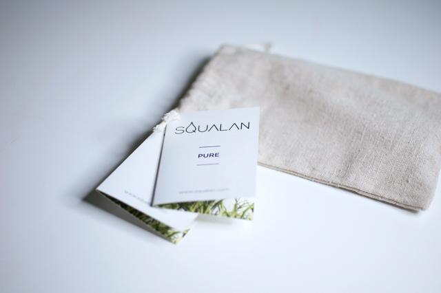 Sqaulan huidverzorging