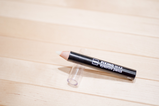 fixing wax eyebrow pencil hema najaar