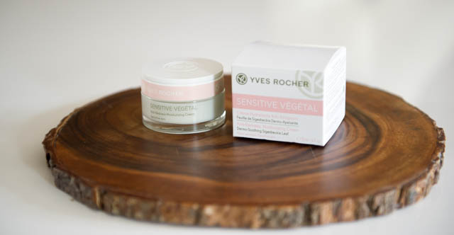Yver Rocher Sensitive Vegetal Anti-Redness Moisturizing Cream