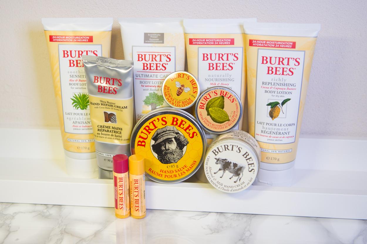 Burts Bees Producten