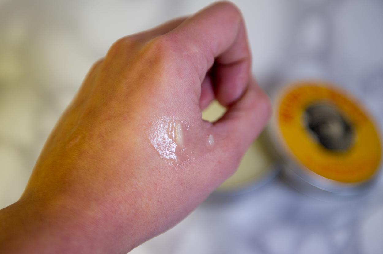 Hand Salve hand creme vegetarisch wax