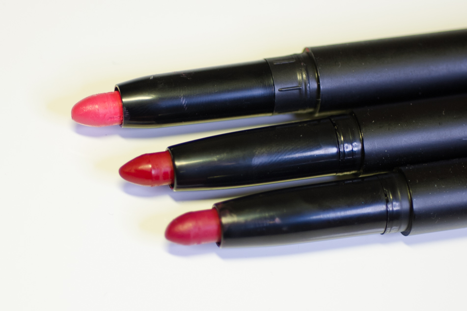 ELF Matte Lip Color review en swatches