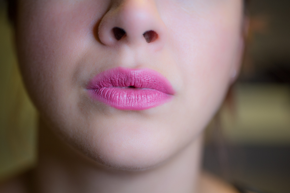 ELF Matte Lip Color review en swatches Dash of Pink