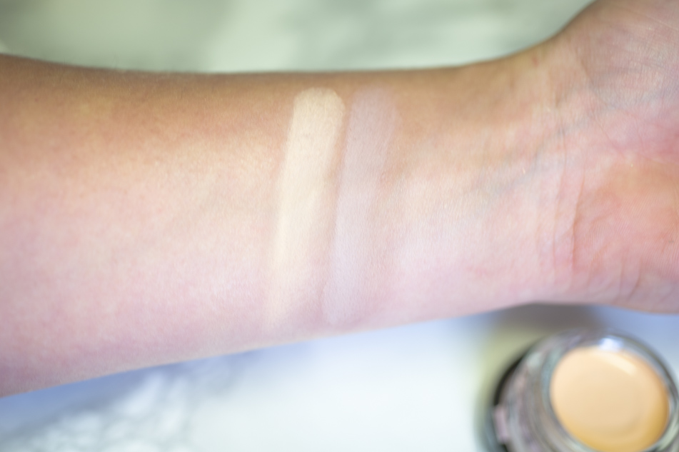 Maybelline color tattoo matte swatches creme de nude creme de rose