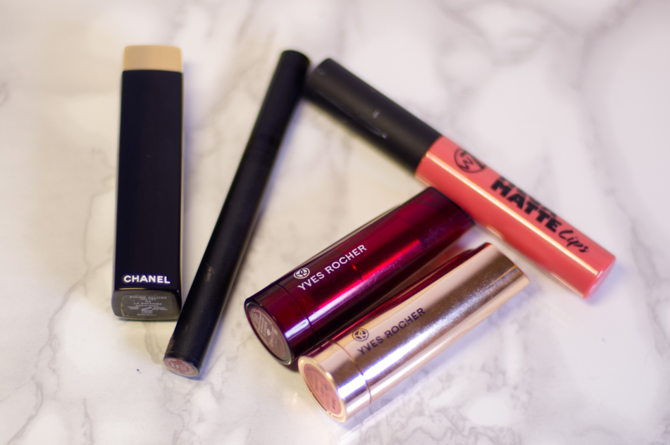 5 winter favorieten - Winterse Lipsticks