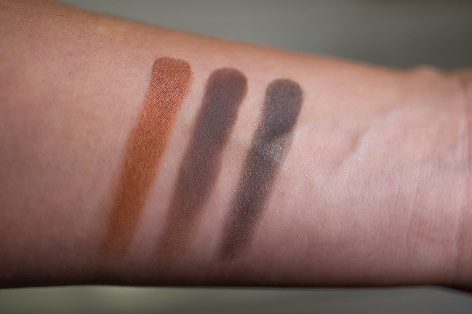 Burgundy Times 9 swatches