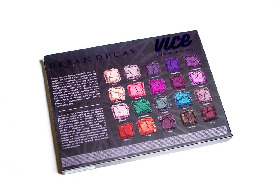 Vice 4 Palette