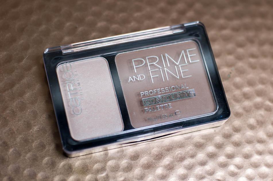 Prime And Fine Professional Contouring Palette
