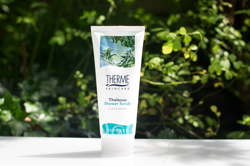 Therme Thalasso Shower Scrub