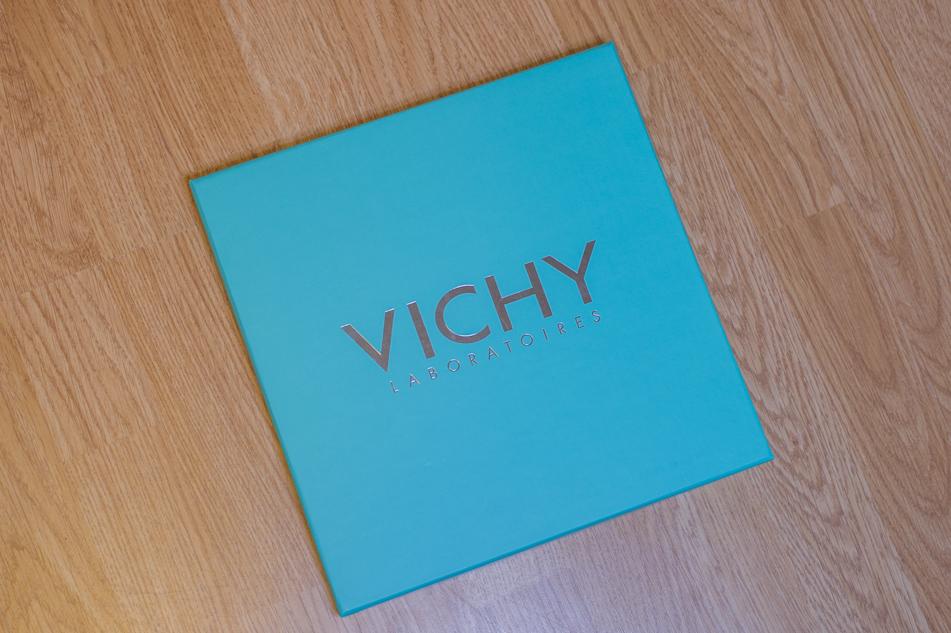 Vichy mineraal masker