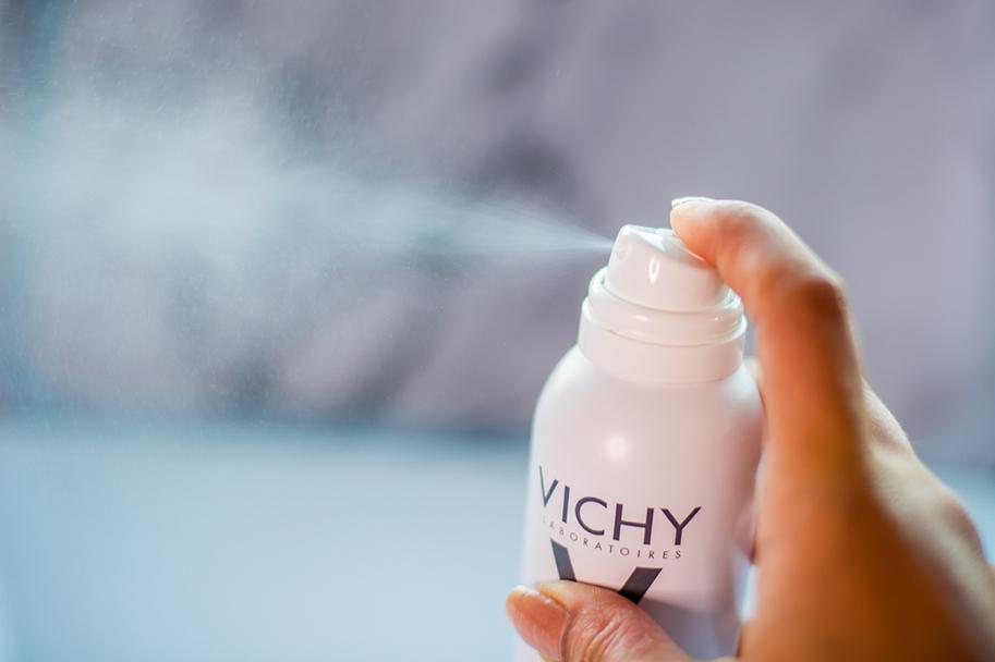 Vichy Thermaal Water verstuiver