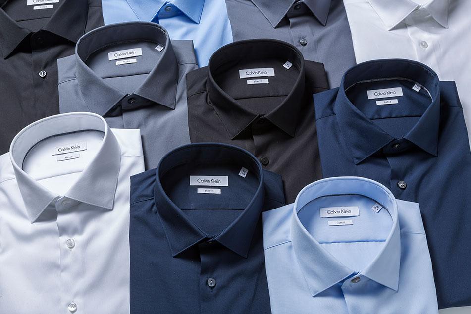 Hemdvoorhem-Calvin-Klein blauw Hemd voor Hem + WINACTIE VOOR HEM!