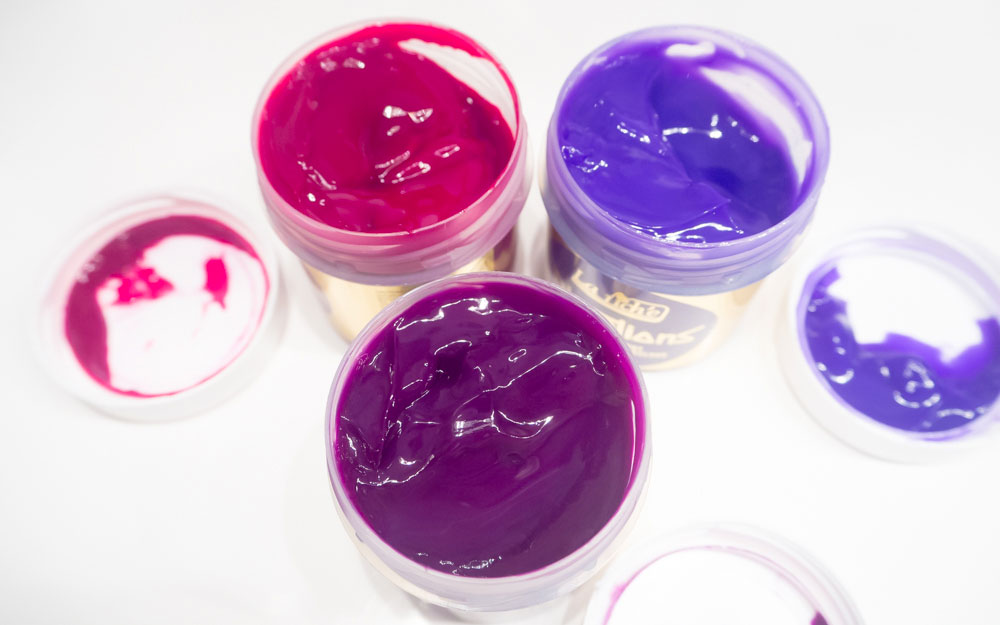 Directions cerise violet lilac pastel hair 632