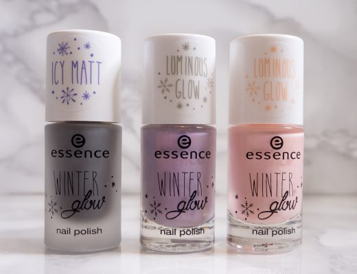Essence Winter Glow Polish