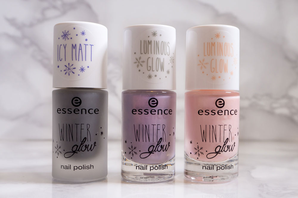 Essence Winter Glow Polish 21