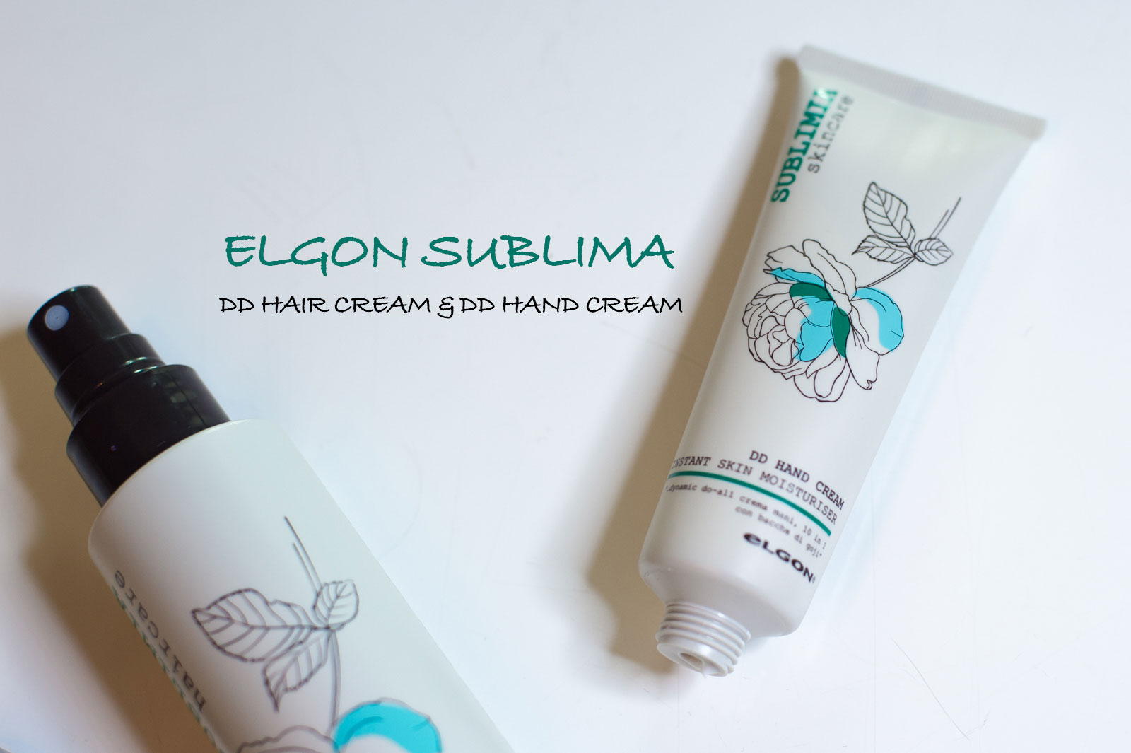 Elgon Sublimia Haircare en Skincare
