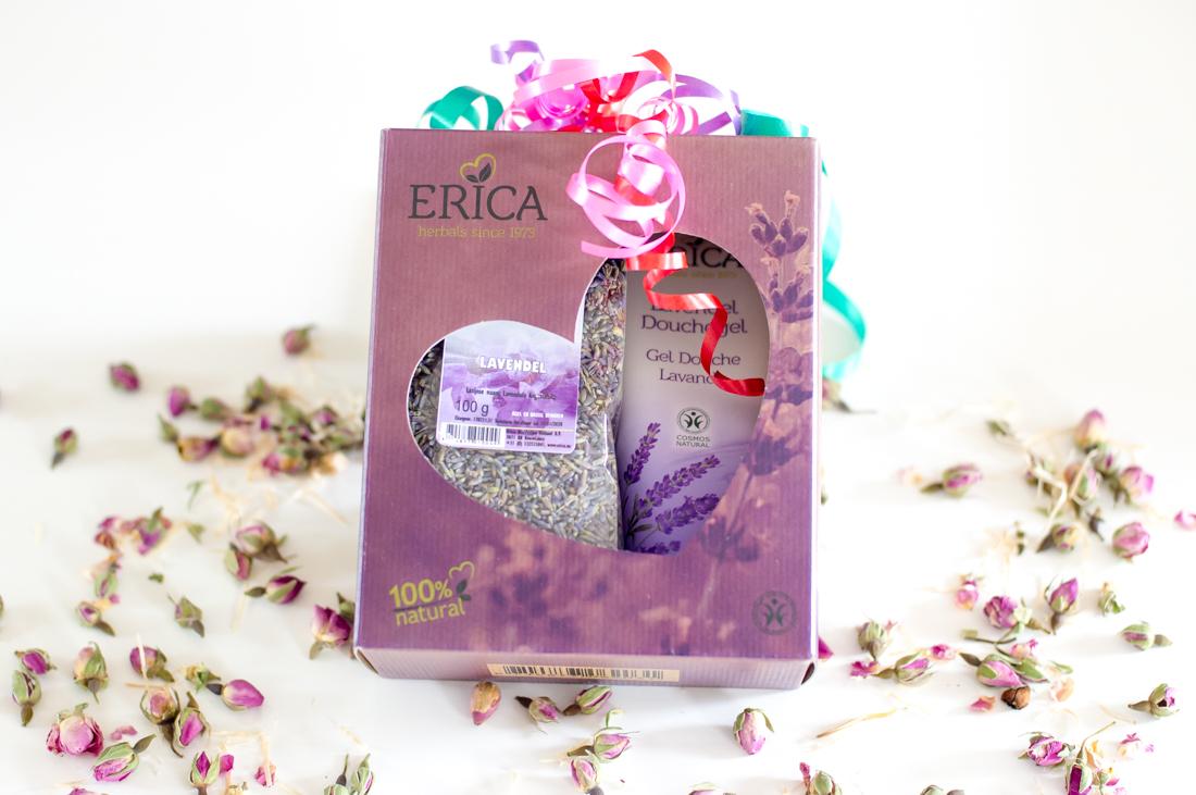 Lavendel Cadeauset van ERICA - Moederdag Cadeautip!
