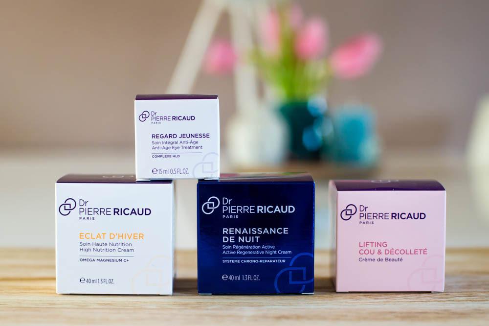 Face Creams van DR PIERRE RICAUD