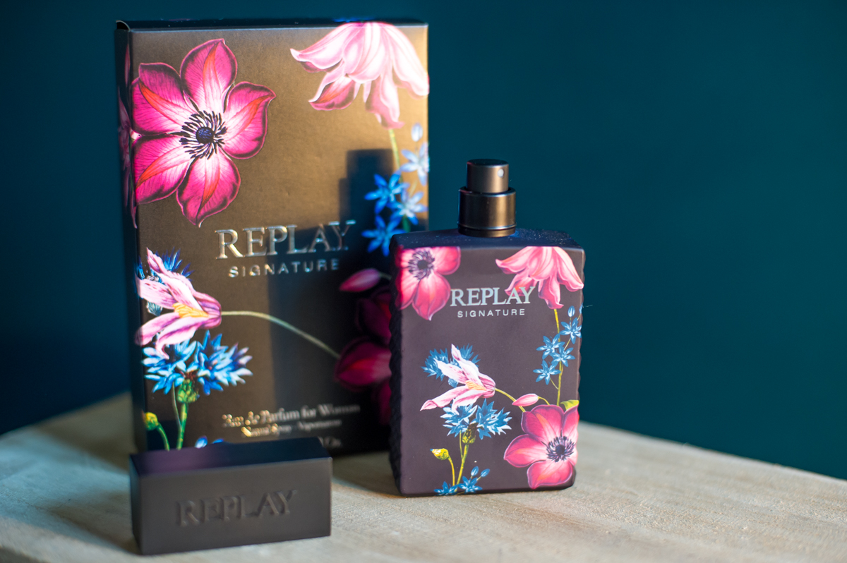Replay Signature for Man & Woman parfum meisjes