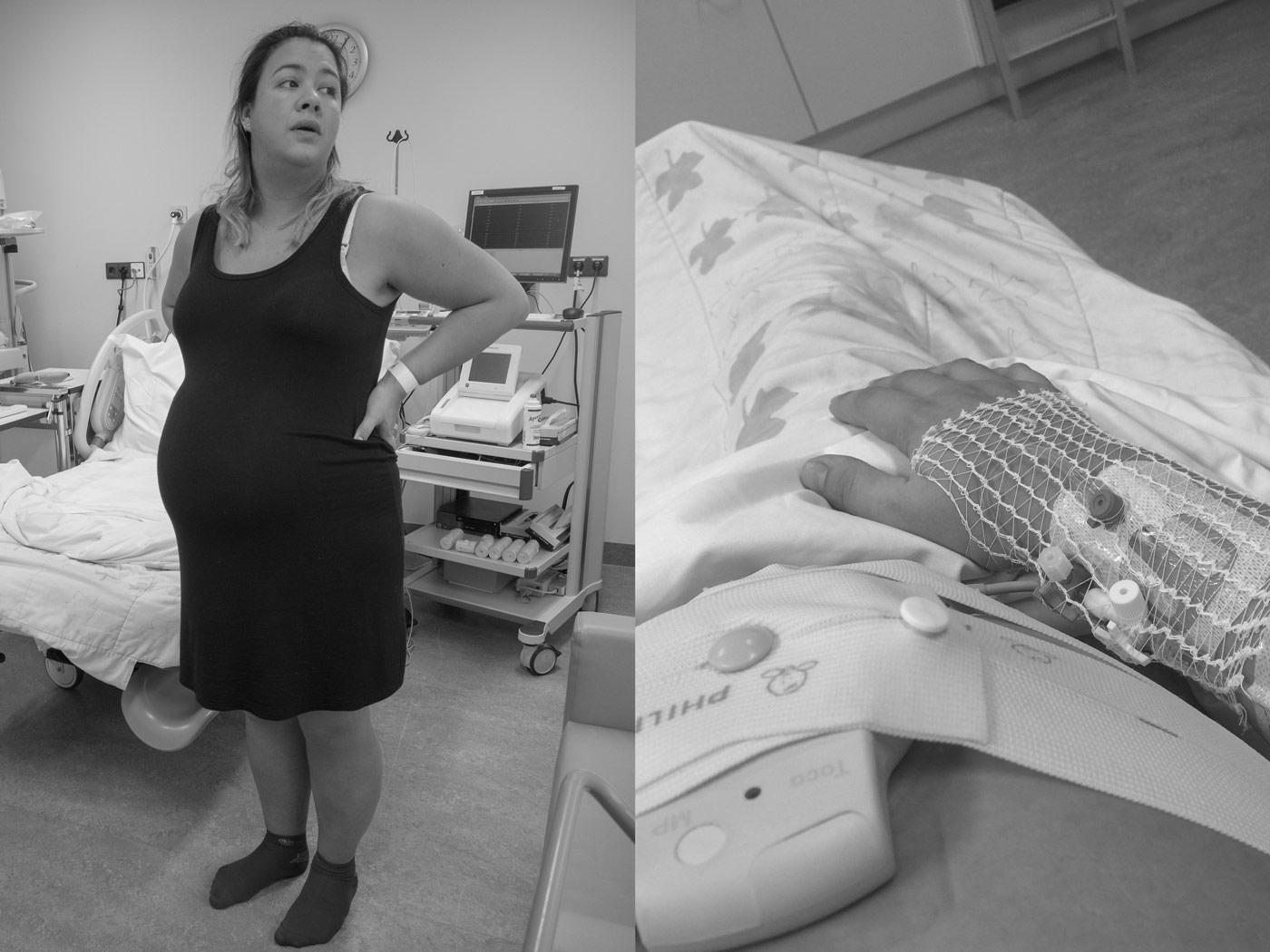 Mijn bevallingsverhaal